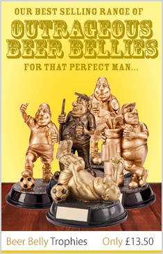 Beer Belly Trophies