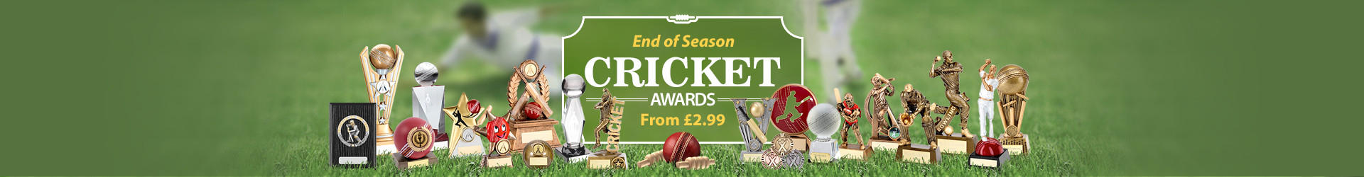 Cricket Trophies